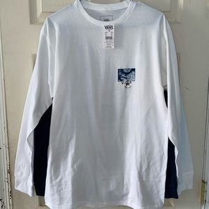 RARE Vans Long Sleeve
